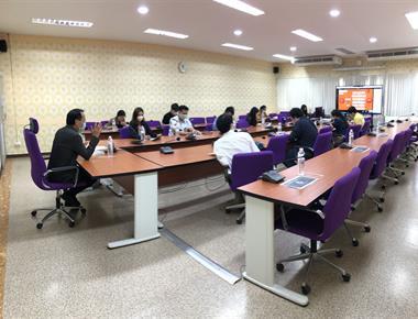 ประชุมหารือแนวทางการดำเนินงานของคณะกรรมการจริยธรรมการวิจัยในมนุษย์ มหาวิทยาลัยพะเยา